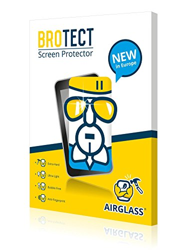 BROTECT AirGlass Glass screen protector for Elephone P9000, Extra-Hard, Ultra-Light, screen guard