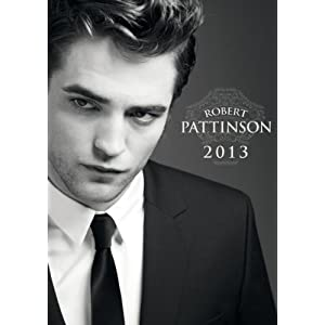 Robert Pattinson 2013 Calendar