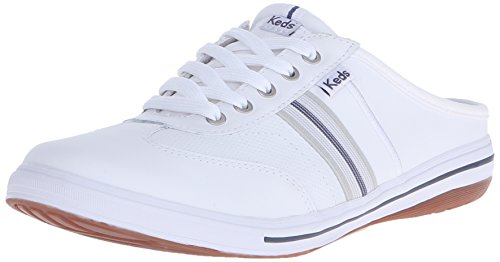 keds s virtue fashion sneaker white leather 9 5 m