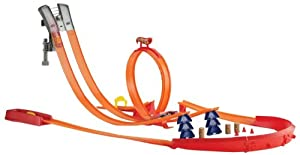 Hot Wheels Track Set Bundle