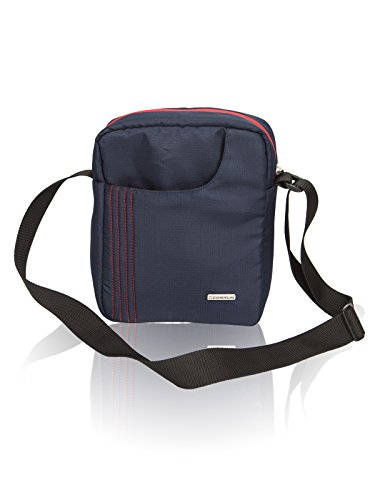 939f5614fc Buy Sling Bag for Men - Cosmus Stitchwell Cross Body Sling Bag - shoulder  side bag - multipurpose - 10 inch Tablet   iPad Sling bag (Navy Blue) on  Amazon ...