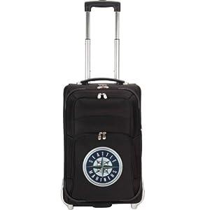 MLB Denco 21-Inch Carry On Luggage by Denco