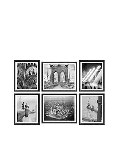 6-Piece Wall Art Collection, New York