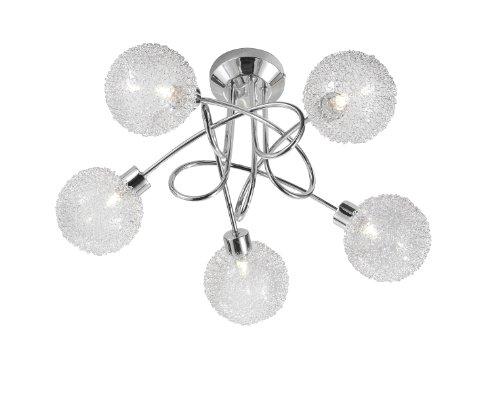 Paul Neuhaus, Lampada da soffitto a 5 luci