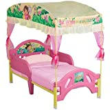 Dora the Explorer Toddler Bed with Canopy