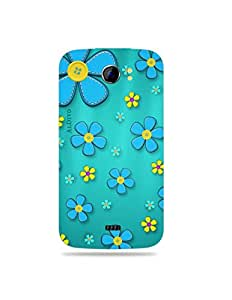 alDivo Premium Quality Printed Mobile Back Cover For Micromax Canvas 2 A110Q / Micromax Canvas 2 A110QPrinted Mobile Covers (MKD331)
