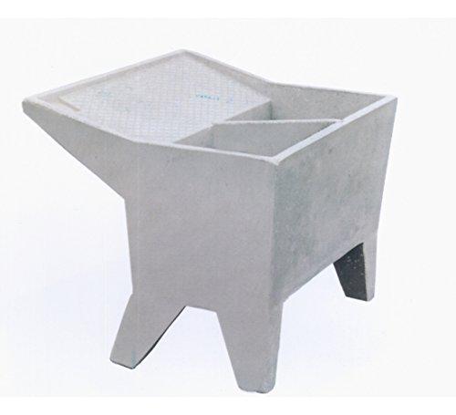 lavatoio-lavanderia-cm100x80x80h-doppia-vasca-grigio-levigato