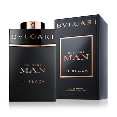 Bulgari Man In Black Edp 100ml - Profumo Uomo