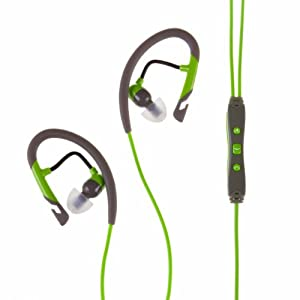 Klipsch Image A5i Sport In-Ear Headphones, Green