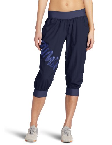 Zumba Women's Fitness LLC Feelin It Cargo Capri