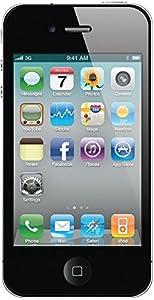 Apple iPhone 4 - GSM Unlocked Smartphone - Black - 8GB (Certified Refurbished)