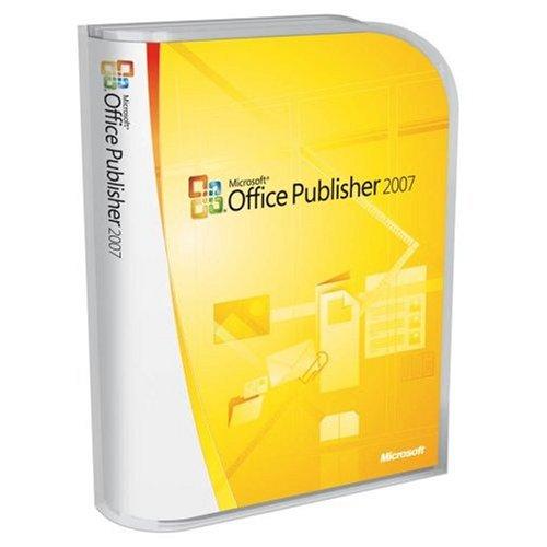 Microsoft Publisher 2007  French (vf)