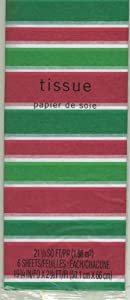 Decorative Christmas Holiday Tissue Paper