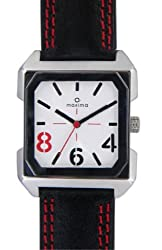 Maxima Attivo Analog White Dial Mens Watch 22770LMGI