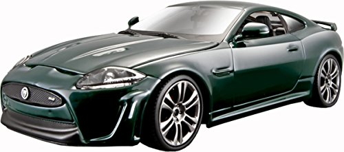 Jaguar Xkr-s 1:24 Scale Highly Detailed Diecast Model Kit Car Toy For Kids (Highly Detailed Model Car compare prices)