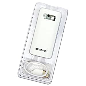 ERD I04 5200mAH Power Bank White