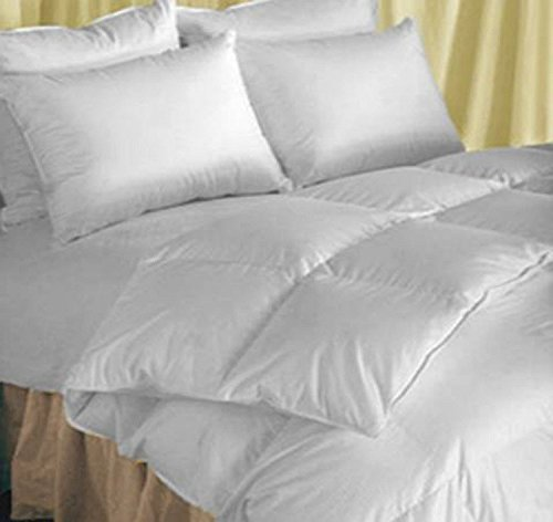 Heavy Fill Down Alternative Duvet Insert Over-Sized & Over-Filled Comforter -Queen-Exclusively By Blowout Bedding Rn #142035 front-898920