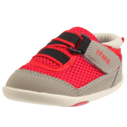 [IFMA] IFME ease-of-wear easy Velcro shoes 22-2921 (RED/14.5)