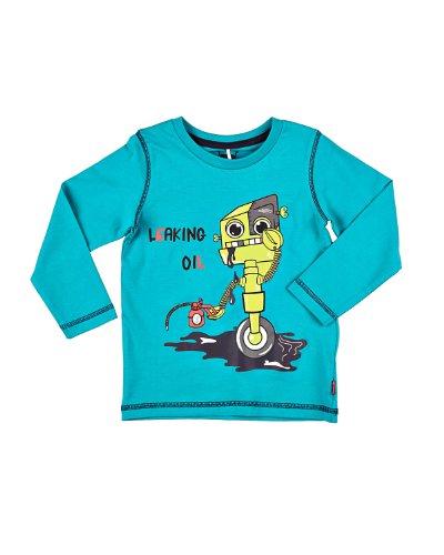 name-it-t-shirt-uomo-blu-blu