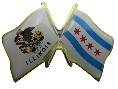 chicago-flag-and-illinois-flag-pin-made-in-the-usa-beautiful-detail