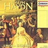 ハイドン:カッサシオン ヘ長調/ディヴェルティメント 変ロ長調/フルート四重奏曲 イ長調/ノットゥルノ第1番 ハ長調(Joseph Haydn:Kammermusik Fur Blaser & Streicher)