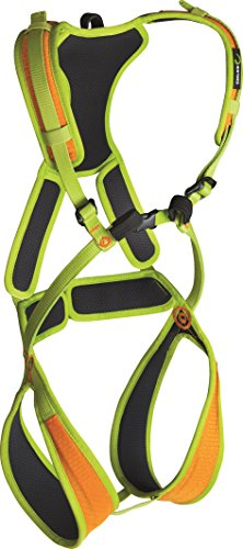 EDELRID - Fraggle II Children's Climbing Harness, Sahara/Oasis, X-Small (Fraggle Harness compare prices)