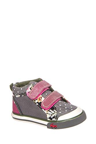 Girl's Kya Hook And Loop Sneaker