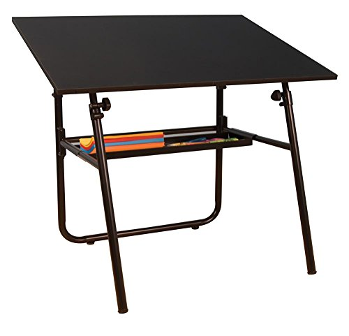 Folding Drafting Table front-1007770