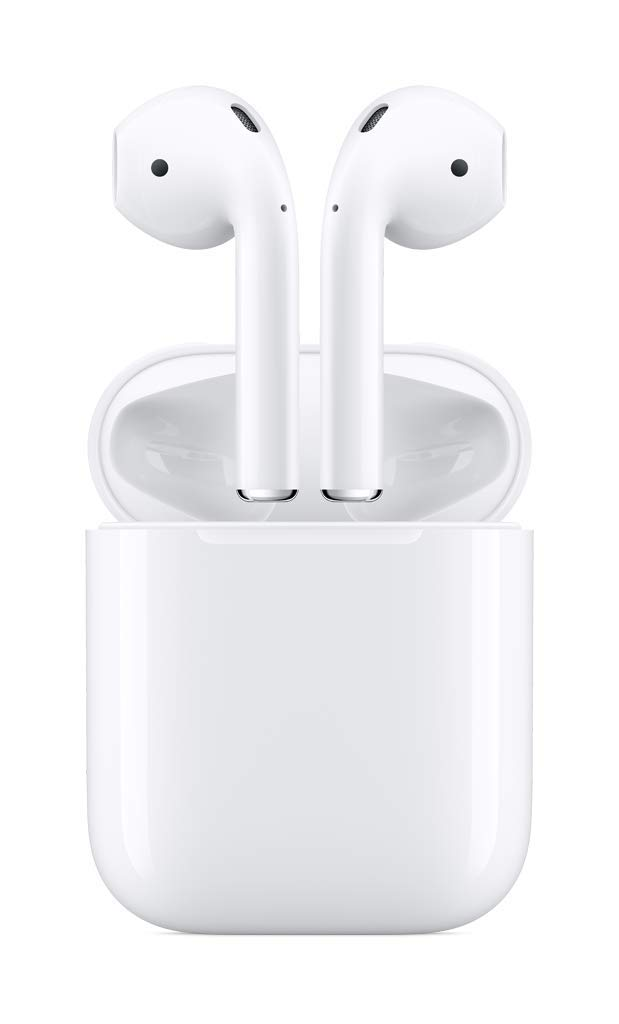 애플 에어팟2 (2019 모델) Apple AirPods with Charging Case (Latest Model)