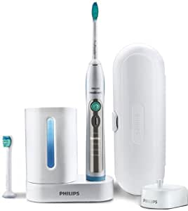 Philips Sonicare HX6972/10 FlexCare+ Rechargeable Toothbrush with UV Sanitiser
