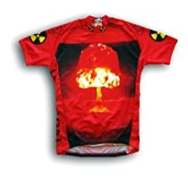 Global Warming Cycling Jersey, Medium