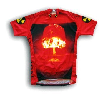 Buy Low Price Global Warming Cycling Jersey (B000NCPSBQ)