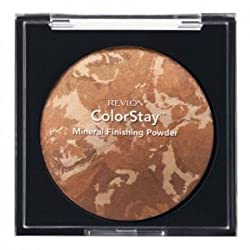 Revlon Colorstay Mineral Finishing Powder, Suntan Matte 020, 0.31 Ounces , 1 Pack