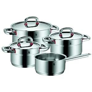 WMF 1788146040 Kochgeschirr-Set Premium One, 4-teilig