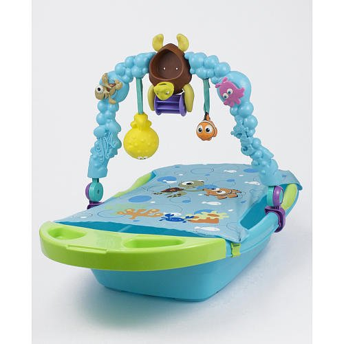 Sassy Finding Nemo Fun Tub - 1