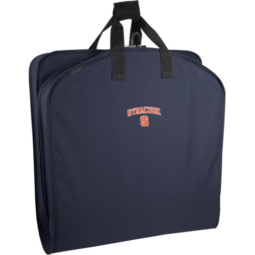 Wally Bags Syracuse University 40in. Suit Length Garment Bag