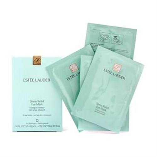 Masks and Refiners by Estee Lauder Stress Relief Eye Mask ( Packets) 10 x 1.1ml