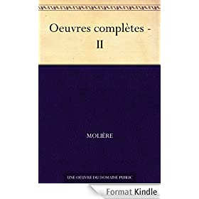 Oeuvres compl�tes - II