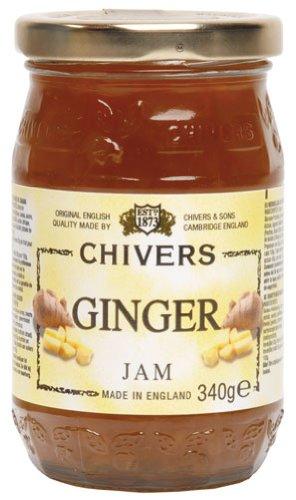 Chivers-Ginger-Jam-Konfitre-340g