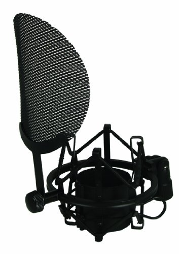 Nady Sspf-4 Spider Shockmount With Integrated Pop Filter