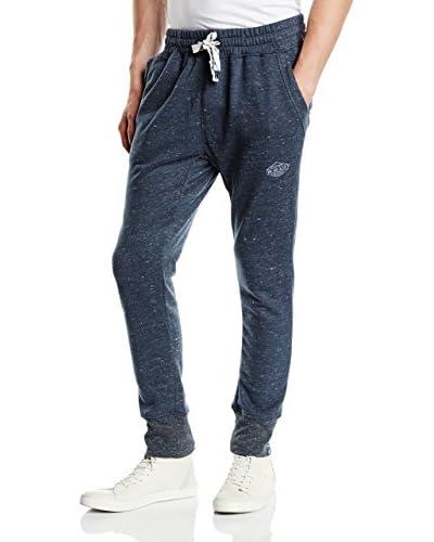 alife and kickin Pantalone Felpa Moe  [Blu]