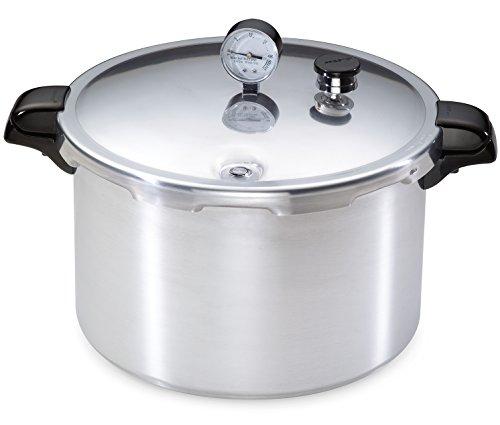 Presto 1755 16-Quart Aluminum Pressure Cooker/Canner (Presto Pressure Cooker 1755 compare prices)
