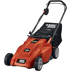 Black &amp; Decker CM1836 18-Inch 36-Volt Cordless Electric Lawn Mower