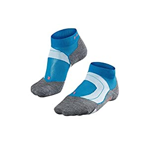 Damen Laufsocken RU4 Cushion Short Women - blau