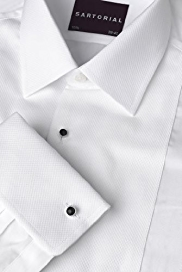 Sartorial Pure Cotton Dinner Shirt