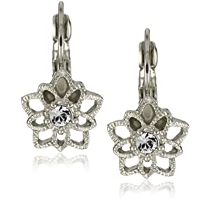 1928 Bridal Amore Fancy Star Earrings
