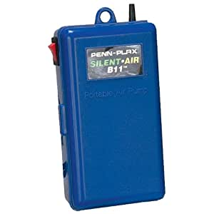 Silent Air Battery Operated Air Pump - B11