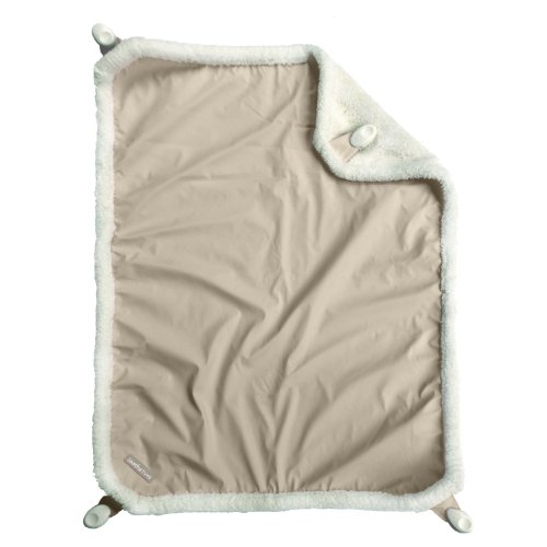Cruise Time Clip-on Blanket - Tan - 1