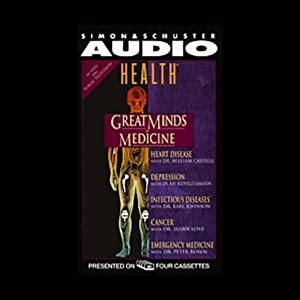 Great Minds of Medicine Audiobook