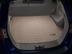WeatherTech Custom Fit Cargo Liners for Toyota Sienna, Tan